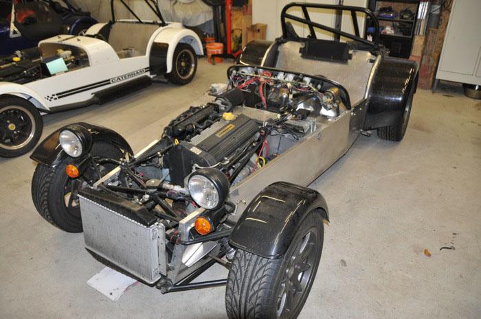 Caterham RS Umbau LHD