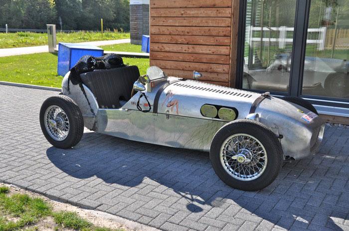 Caterham Umbau Showcar Classic Style
