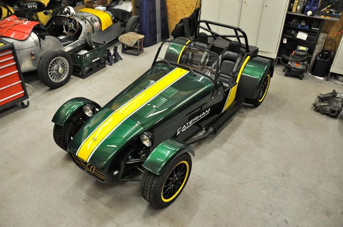 F1-Sondermodell Recreation