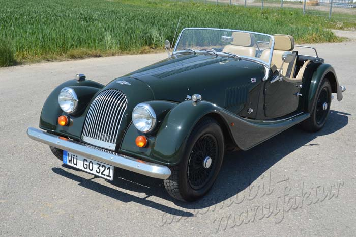"""Morgan 2-Seater """"The Flying Elephant"""""""