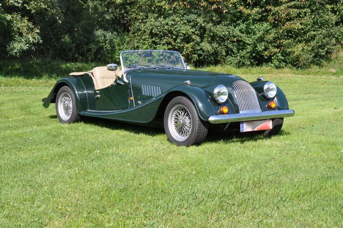 "Morgan 2-Sitzer Roadster ""The Green Mammoth"""