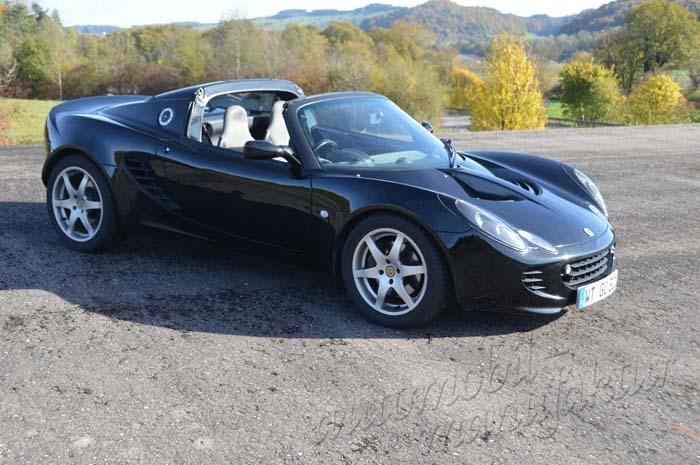 "Lotus Elise S2 ""Black Falcon"""