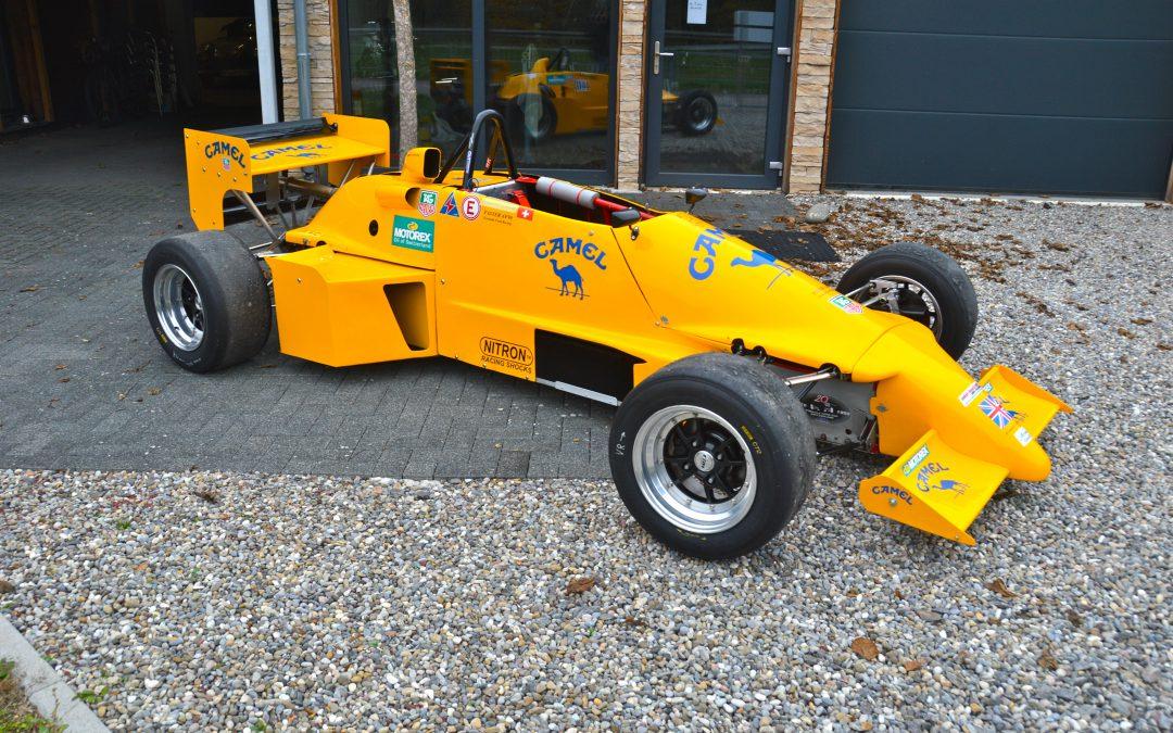 Formel Ford / Formel 3 – Faster AF90