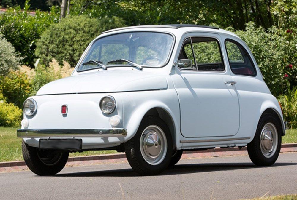 Fiat 500 Vollrestauration