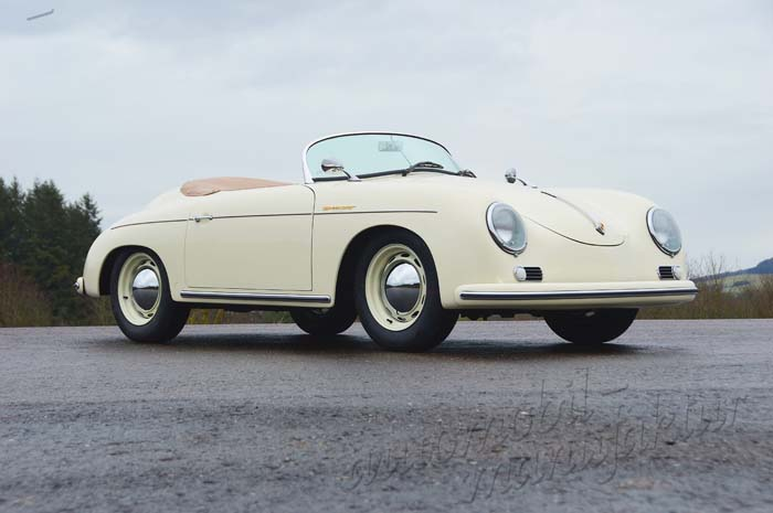 """Tribute-Speedster AM-Edition """"Castle Combe"""""""