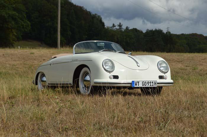 "Tribute-Speedster AM-Edition ""Schottenring"""