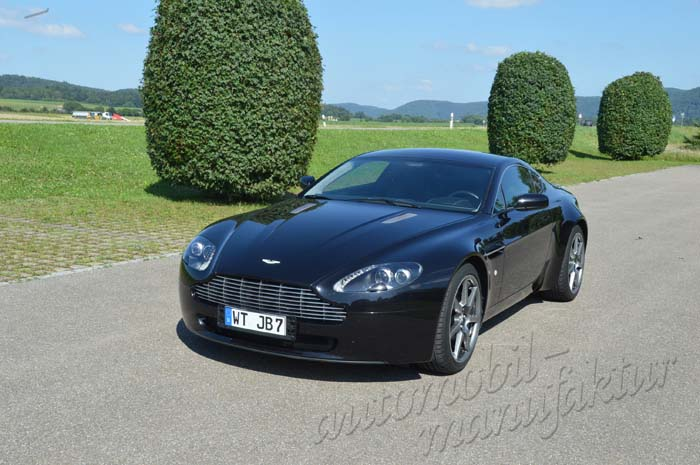 Aston Martin Vantage V8 4.7